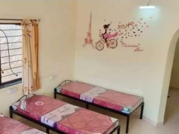 Renting out without online payment: Premier PG for Girls - Chinchwad, Pune