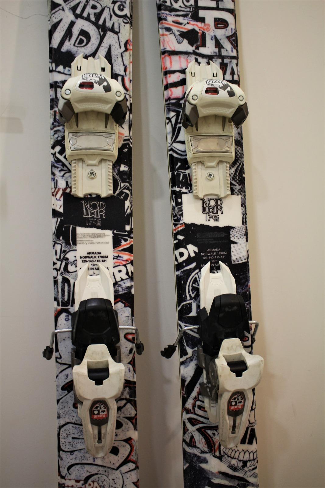 Armada Norwalk 2014 super-sick powder skis