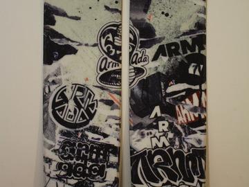 Selling: Armada Norwalk 2014 super-sick powder skis