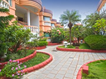 Needed: Lotus Eco Beach Resort , Goa