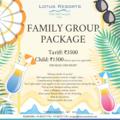 Hosting: Lotus Eco Beach Resort, Benaulim Beach Goa!!