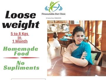 Service: Sabina Rana (Dietician)