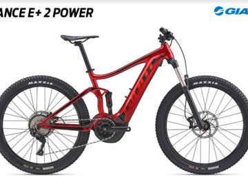 Affitto con pagamento online: STANCE E+ 2 POWER - Noleggio bici Borno