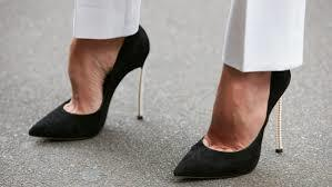Women Black Stilettoes