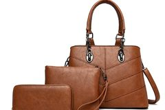 Selling: Leather Handbag