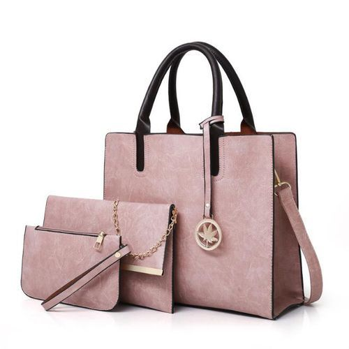 Vova New Women Bags Leather Handbag Women Large Tote Bag