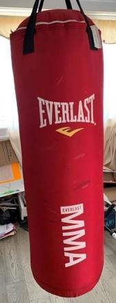 Punching Bag & Gloves