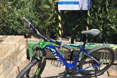 Affitto con pagamento online: ATALA B-CROSS SCX - Noleggio bici Lago d'Iseo