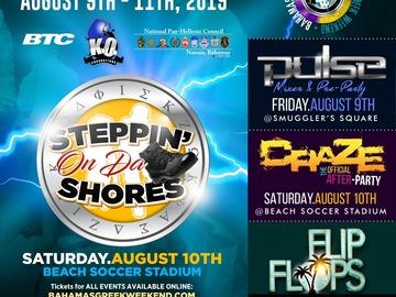 Event: Bahamas Greek Weekend