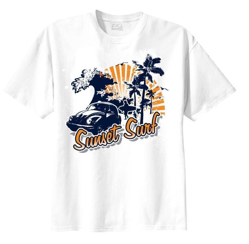 T-Shirt Design with Tristen