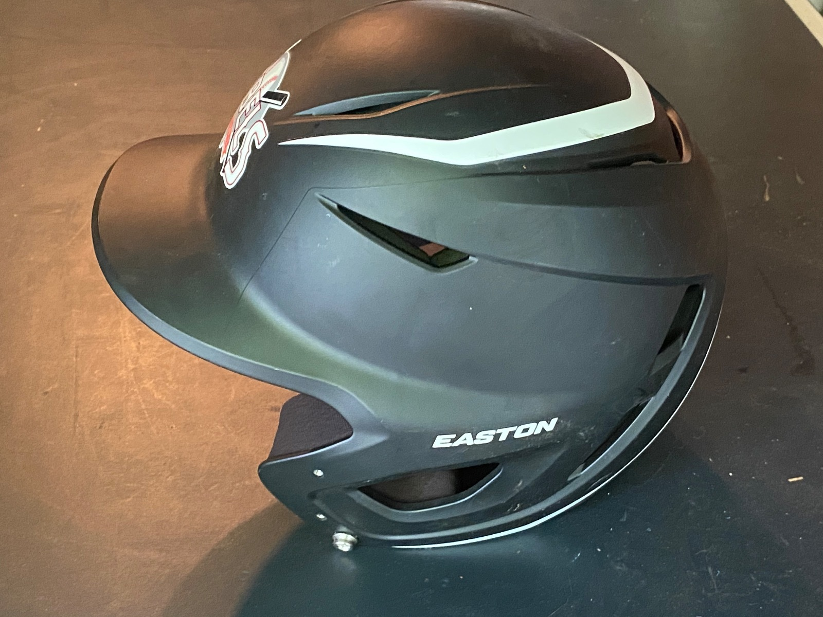 Easton Batting Helmet for Rebels