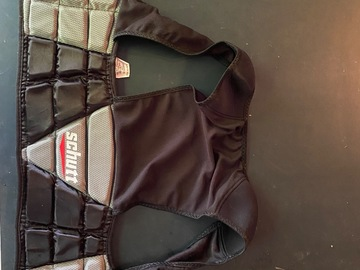 Selling: M Sized Youth Rib Guard.