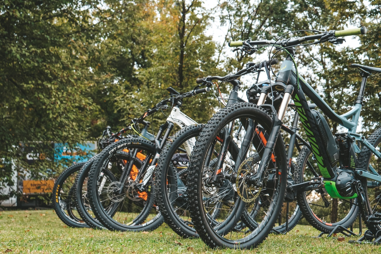 BERGAMONT E-TRAILSTER PRO 2020 - Noleggio bici Brescia