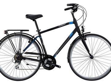 Affitto con pagamento online: CITY BIKE WILIER CLASSICA - Noleggio bici Treviso