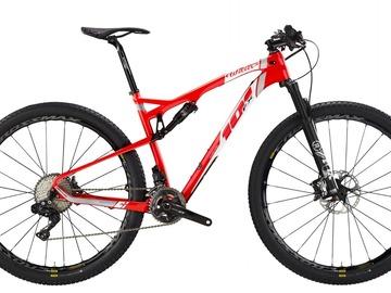 Affitto con pagamento online: MTB WILIER 101FX - Noleggio bici Treviso