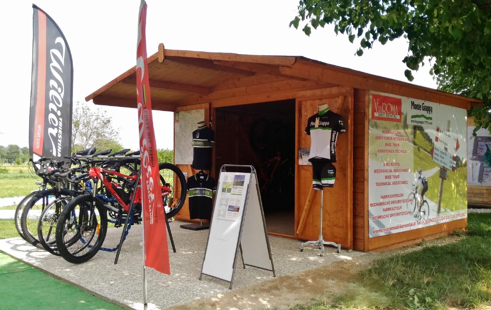 ROAD BIKE WILIER - Noleggio bici Treviso