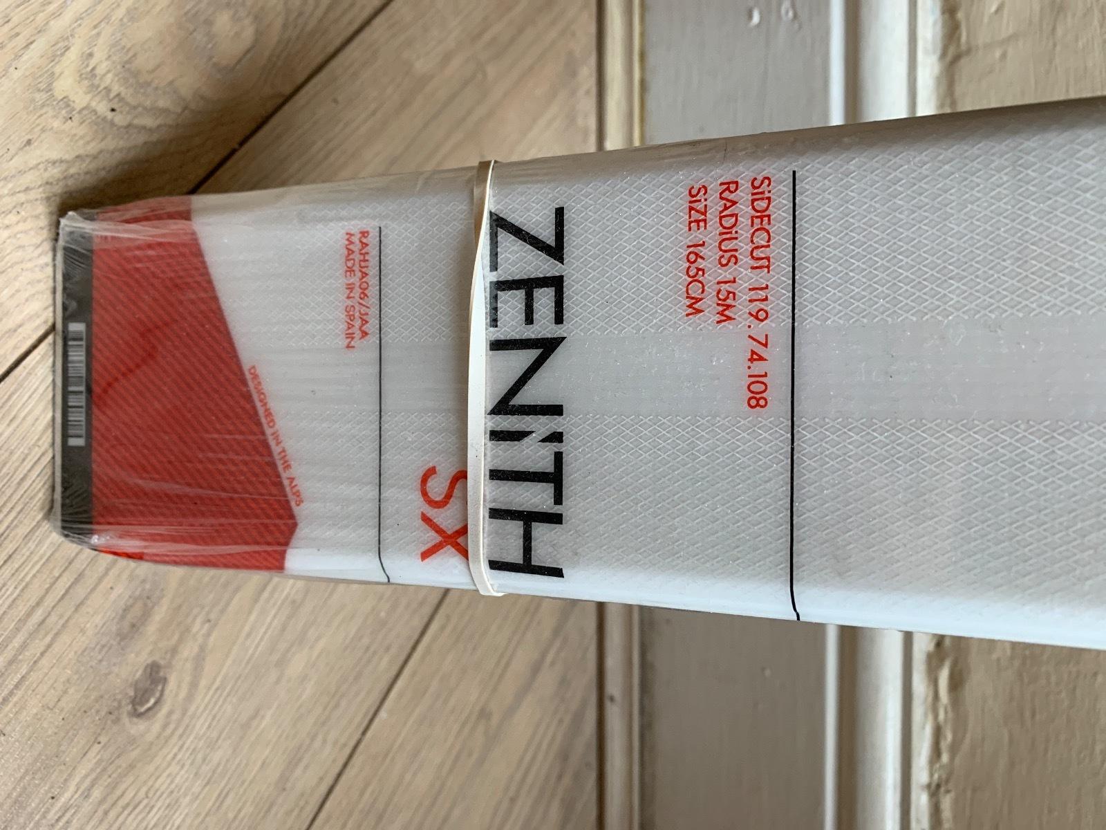 BRAND NEW rossignol zenith sx fr
