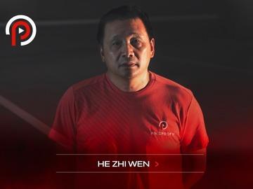 Paid: HE ZHI WEN (JUANITO)