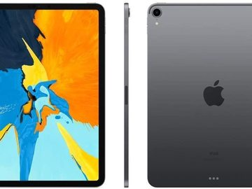 Online checkout and shipping: iPad Pro 2018 (11-inch, Wi-Fi, 1TB)