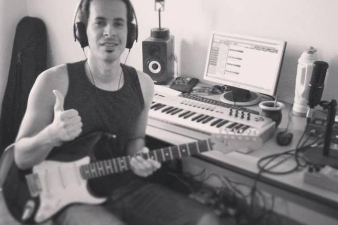 Perfiles: Juanja Bustos - Grabación de guitarras online - Online guitar rec
