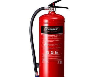 Övrig bokningstyper: Brandsläckare 6 kg