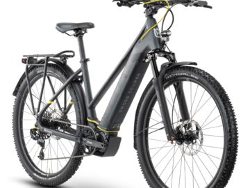 Renting out with online payment: Noleggio E-bike FRONT HUSQVARNA (Junior) - Bormio