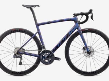 Affitto con pagamento online: Noleggio bici TARMAC DISC EXPERT - Bormio