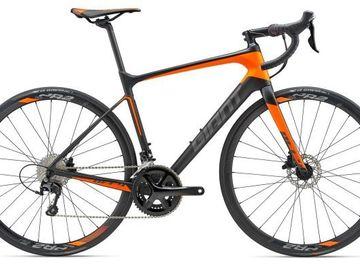 Affitto con pagamento online: Noleggio bici GIANT DEFY ADVANCED 2 - Malcesine