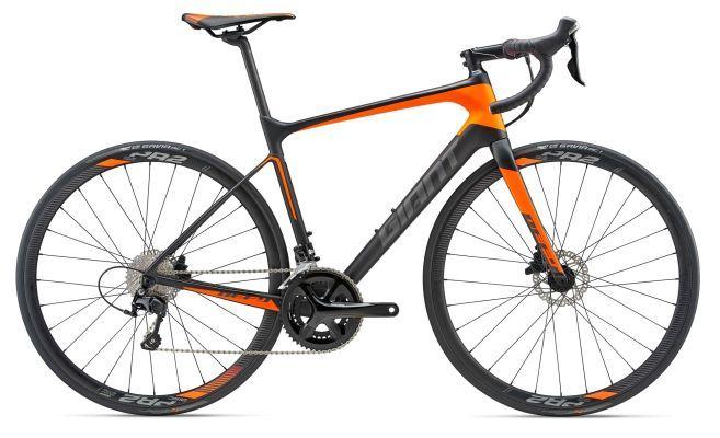 Noleggio bici GIANT DEFY ADVANCED 2 - Malcesine