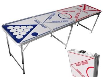 Övrig bokningstyper: Beer Pong Bord med LED-lampor