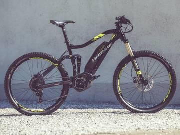 Affitto con pagamento online: HAIBIKE SDURO FullSeven LT 4.0 - Noleggio bici Castione Presolana