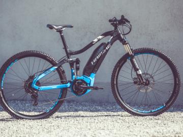Affitto con pagamento online: HAIBIKE SDURO FullNine 5.0-Noleggio bici Castione della Presolana