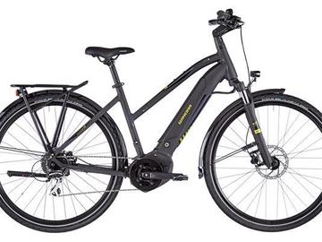 Affitto con pagamento online: E-TREKKING WINORA YUCATAN I8 - Noleggio bici Lago Maggiore