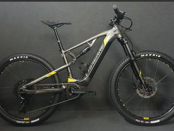 Affitto con pagamento online: E-MTB LAPIERRE OVERVOLT TR 4.5 - Noleggio bici Lago Maggiore