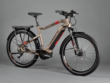 Affitto con pagamento online: HAIBIKE SDURO TREKKING 4.0 - Noleggio bici Lago Maggiore
