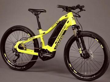 Affitto con pagamento online: HAIBIKE SDURO HARDFOUR 1.0 Junior - Noleggio bici Lago Maggiore