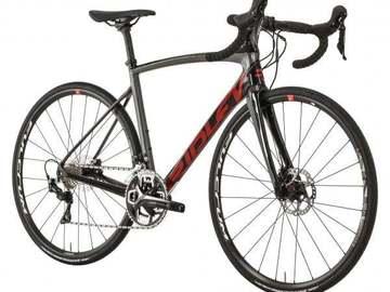 Affitto con pagamento online: Noleggio Bici RIDLEY FENIX SL Disc 105 - Livigno
