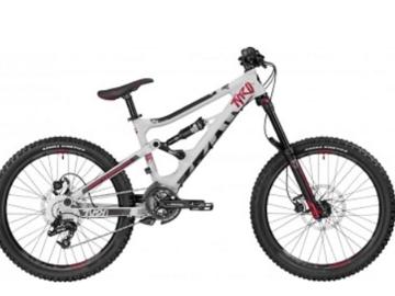 Affitto con pagamento online: Noleggio Bici JUNIOR MTB BIAMMORTIZZATA - Livigno