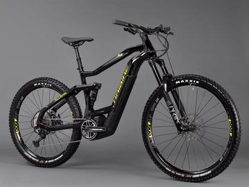 Renting out with online payment: eMTB HAIBIKE XDURO ALLMTN 3.5 - Noleggio bici Lago Maggiore