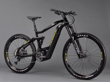 Affitto con pagamento online: eMTB HAIBIKE XDURO ALLMTN 3.5 - Noleggio bici Lago Maggiore