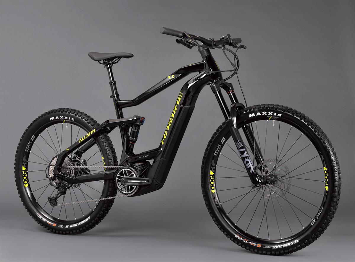 eMTB HAIBIKE XDURO ALLMTN 3.5 - Noleggio bici Lago Maggiore