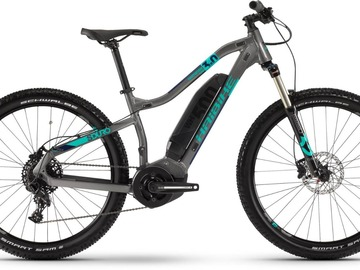 Renting out with online payment: HAIBIKE SDURO HARDSEVEN LIFE3.0 Donna-Noleggio bici Lago Maggiore