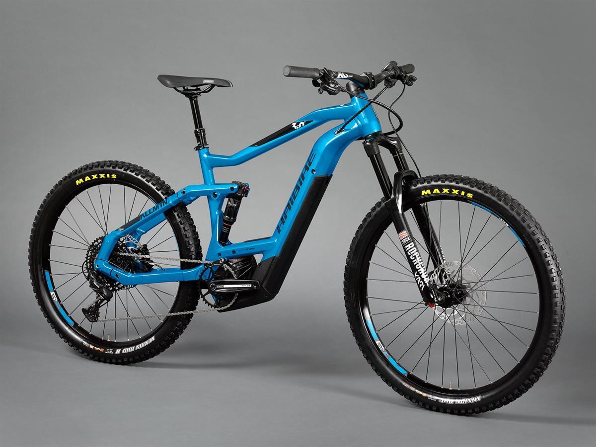 E-MTB HAIBIKE XDURO ALLMNT 3.0 - Noleggio bici Lago Maggiore