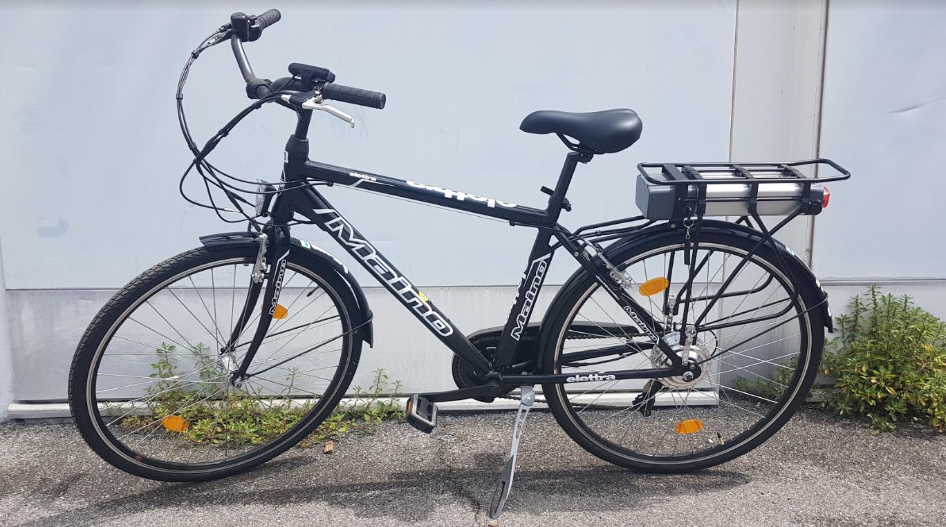 CITY BIKE MAINO - Noleggio bici Lago d'Iseo