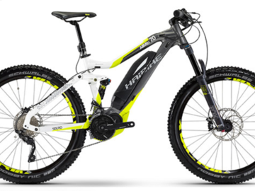 Affitto con pagamento online: Noleggio Bici eMTB HAIBIKE SDURO ALLMTN 7.0 - Ponte di Legno
