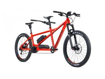 Affitto con pagamento online: Noleggio Bici MOUSTACHE SAMEDI 27x2 Tandem - Ponte di Legno