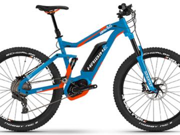 Affitto con pagamento online: Noleggio Bici eMTB HAIBIKE XDURO ALLMTN 5.0 - Passo del Tonale