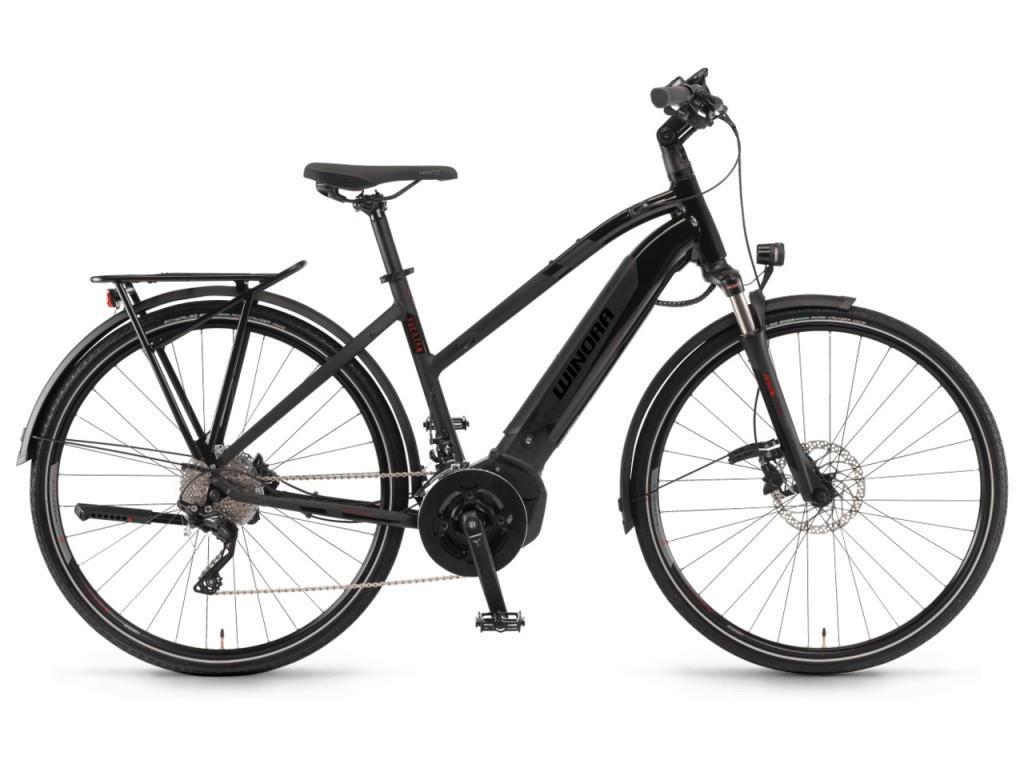 E-TREKKING WINORA Yucatan i20 - Noleggio bici Lago Maggiore