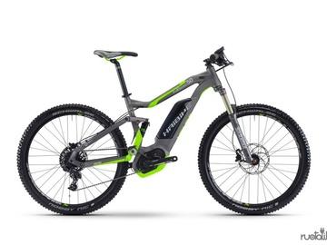 Affitto con pagamento online: Noleggio Bici eMTB HAIBIKE XDURO FULLSEVEN 5.0 - Ponte di Legno