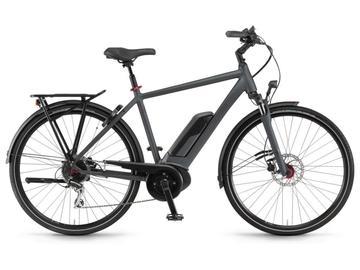 E-TREKKING WINORA Sinus Tria 8 - Noleggio bici Lago Maggiore